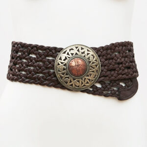 LB-360BN_belt_Handmade_leather_women_s_belt_wester_tribal_southwest_hip_belt_wide_belt