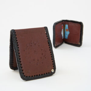 sk-188tt_handmade_leather_wallet_western_tribal_southwestern_two-tone