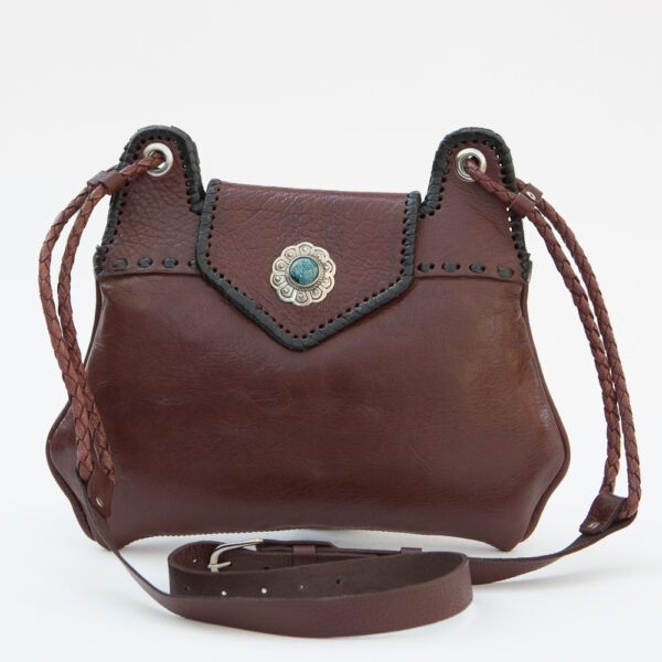 sk-264tt-t_handmade_leather_handbag_purse_western_tribal_southwestern_brown_medium_concho_turquoise_crossbody_