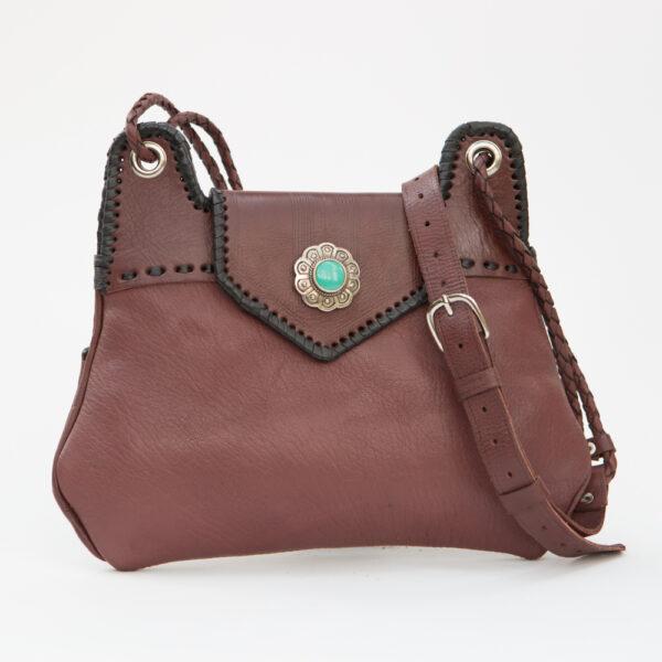 sk_241tt-t_handmade_leather_handbag_purse_western_tribal_southwestern_brown_crossbody_small_concho_
